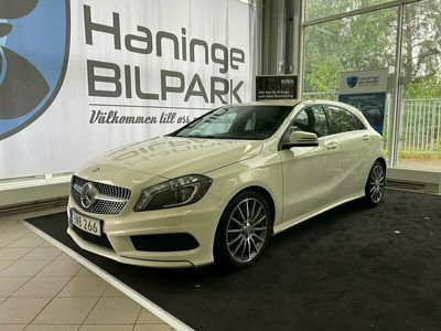 begagnad Mercedes A180 Automat / AMG Sport / Euro 6 122hk