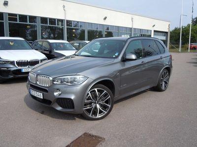 used BMW X5 xDrive40d Innovation Edition