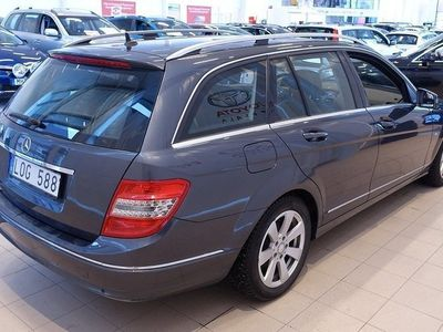 begagnad Mercedes 180 Benz C CGI BlueEfficiency Avantgarde, Vinterhjul 2011, Kombi 134 900 kr