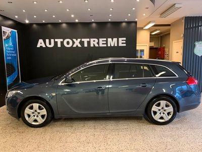 begagnad Opel Insignia 1.6t drag lågmil välvårdad 179hk