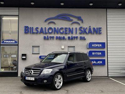 begagnad Mercedes GLK350 4MATIC 7G-Tronic, (272hk)