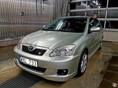 gebraucht Toyota Corolla 1.8 TS VVTL-i Motorvärmare Vinterhjul ACC 192hk