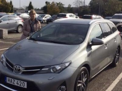 begagnad Toyota Auris sports Touring 1,6
