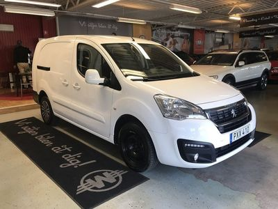 begagnad Peugeot Partner Van 1.6 BlueHDi Euro 6 99hk Leasbar
