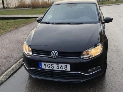 begagnad VW Polo 5-dörrar 1.2 TSI