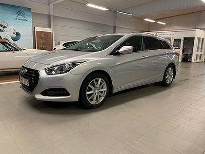 begagnad Hyundai i40 cw 1.7 CRDi 141hk
