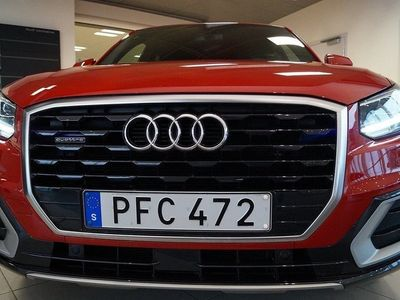 begagnad Audi Q2 Quattro 2.0 TDI 190hk S-tronic Sport