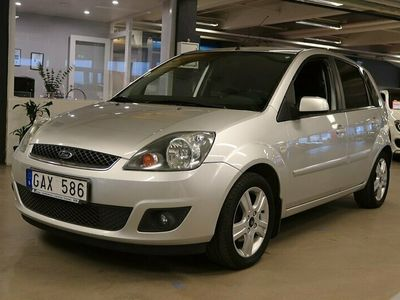 begagnad Ford Fiesta 5-dörrar 1.4 80hk