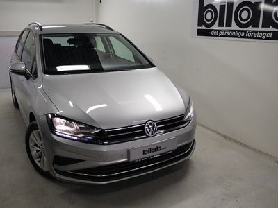 begagnad VW Golf Sportsvan