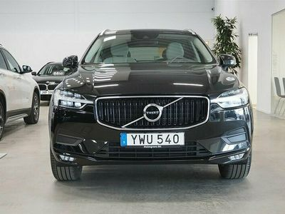 begagnad Volvo XC60 D4 AWD Geartronic Skinn Värmare
