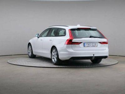 begagnad Volvo V90 D3 Business Aut Drag VOC