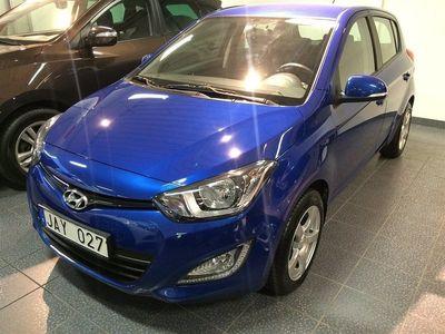gebraucht Hyundai i20 Select 1,2 85 hk