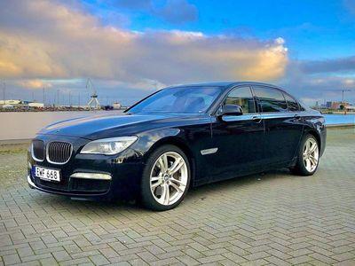 begagnad BMW 750L 7ER REIHE / I