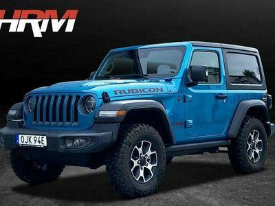 begagnad Jeep Wrangler RUBICON 2D 2.0 272HK ATX 4WD