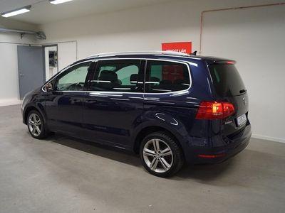 begagnad VW Sharan 2,0 TDI 140 HK 4-MOTION P