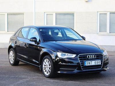 begagnad Audi A3 Sportback 8V