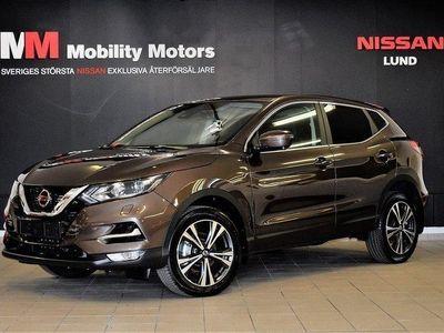 begagnad Nissan Qashqai DIG-T 160 N-Connecta   MM Sale