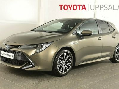 begagnad Toyota Corolla 2,0 5-D Style Teknikpaket SPI