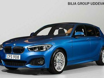 begagnad BMW 118 i 5-dörrars M-sport