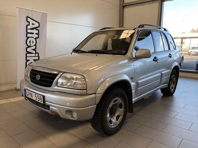 begagnad Suzuki Grand Vitara V6 2.5 158hk 4WD Drag 1ÄG