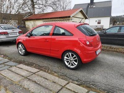begagnad Opel Corsa 1.2 twinsport 3D -07