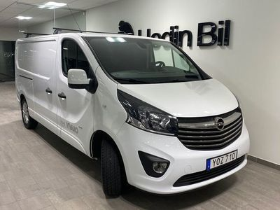begagnad Opel Vivaro 1.6 CDTI 125HK *skatt 3605:-