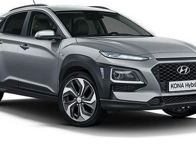 begagnad Hyundai Kona Hybrid Trend Backkamera Apple CarPlay