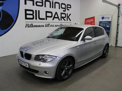 begagnad BMW 120 i Steptronic Advantage, Dynamic 150hk