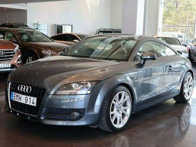 begagnad Audi TT COUPÉ 3.2 Q S