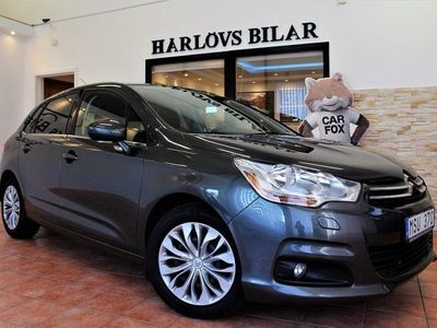 used Citroën C4 1.6 e-HDi Airdream EGS 111hk -12