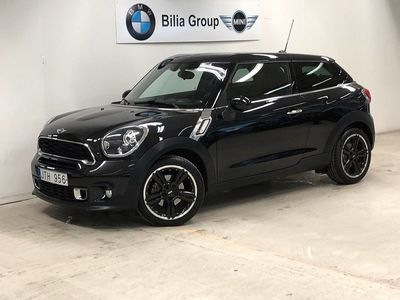 begagnad Mini Paceman SD Aut Chili Wired Taklucka 2013, Personbil 164 900 kr