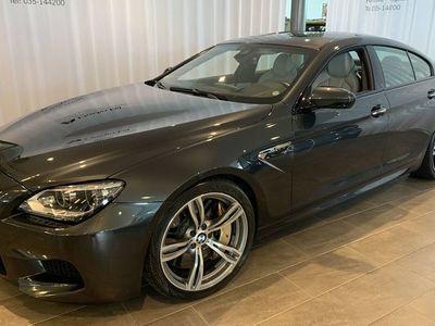 begagnad BMW M6 Gran Coupé 575hk Competition