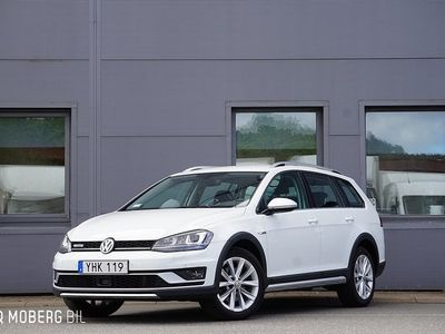 begagnad VW Golf Alltrack 1.8 TSI 180hk 4M Plu