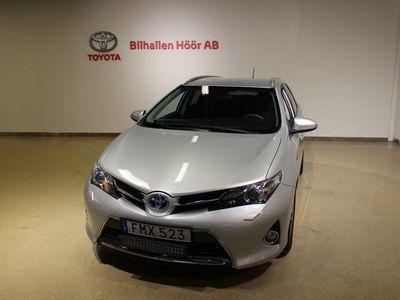 begagnad Toyota Auris Touring Sports Hybrid 1.8 Edition Feel