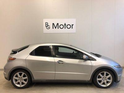 begagnad Honda Civic 1,8 Sport Motor-v Nybes SoV-Hjul -08