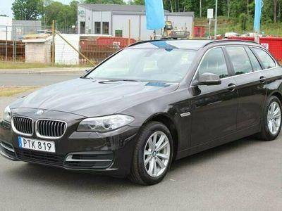 begagnad BMW 520 d xDrive Touring. F11 190hk