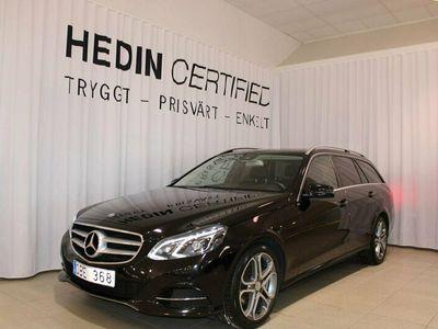 begagnad Mercedes E220 CDI BLUEEFFICIENCY 7G-Tronic / NAVI / SPORTPAKET / DRAG