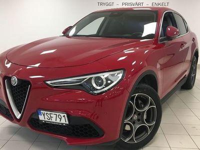 begagnad Alfa Romeo Stelvio Super 2.0 TBi 280hk Q4 Navi/Aut/Drag
