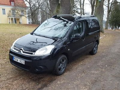 begagnad Citroën Berlingo 7-12