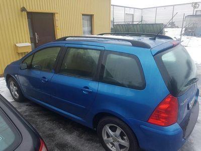 begagnad Peugeot 307 1,6 11000 mil -05
