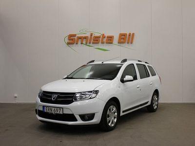 begagnad Dacia Logan MCV PDC, V-hjul, Fullservad, 90h