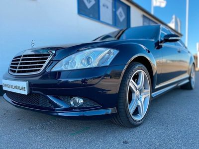 begagnad Mercedes S420 CDI AMG 7G-Tronic