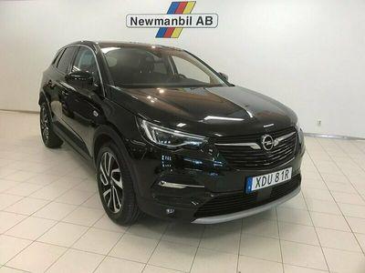 begagnad Opel Grandland X Business 2.0 T 177hk Aut D #RÄNTA 1,99%#