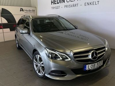 begagnad Mercedes E250 CDI 4MATIC   DRAG   VÄRMARE