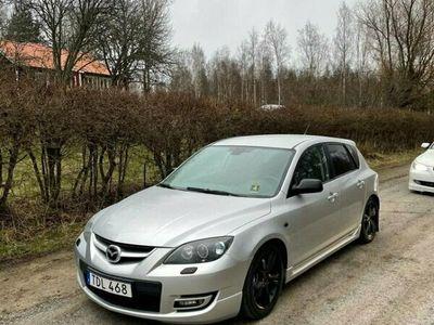 begagnad Mazda 3 MPS 2.3 DISI TUR