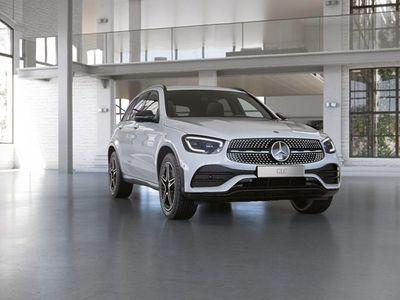 begagnad Mercedes 200 GLCd PRIVATLEASING LAGERBIL
