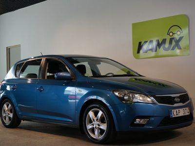 begagnad Kia cee'd 1.6 CRDi Eco Drag 115hk