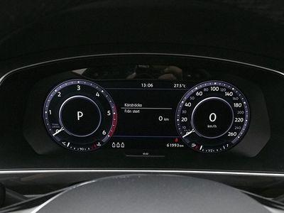 brugt VW Tiguan GT TDI 190 DSG7 4M, P-VÄRMAR, DRAGPAKET