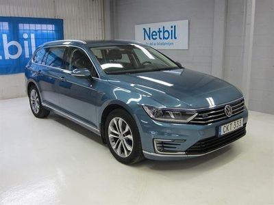 begagnad VW Passat Variant 1.4 Plug-in-Hybrid Sportscombi 218hk