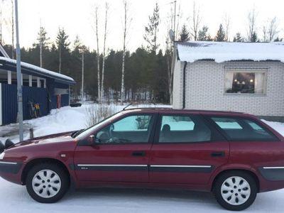 begagnad Citroën Xantia -00